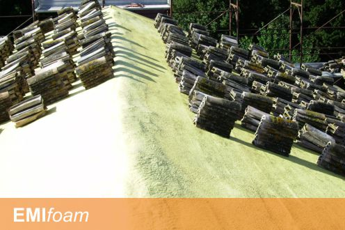 Isolamenti termici in poliuretano espanso a spruzzo for Isolamenti termici